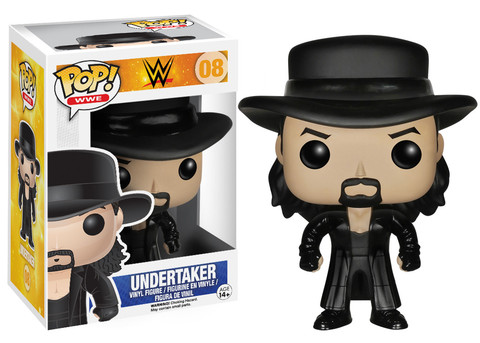 3924 POP WWE: The Undertaker