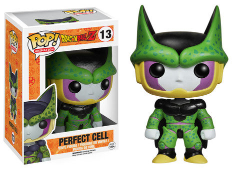 3992 POP Anime: Dragonball Z - Final Form Perfect Cell