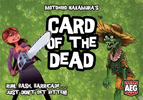 AEG Card of the Dead Game