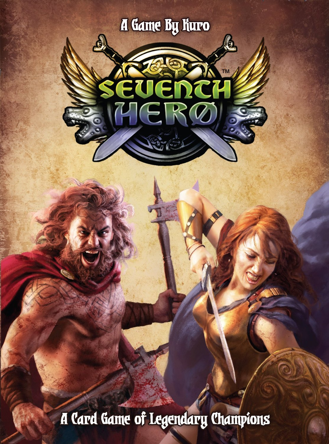AEG Seventh Hero Game