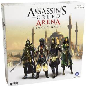 Assassins Creed: Arena Board Game