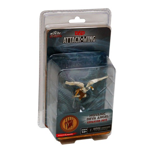 Attack Wing: Dungeons and Dragons Wave Two - Movanic Deva Angel Expansion Pack