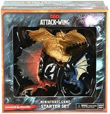 Attack Wing: Dungeons and Dragons Wave One - Starter Set