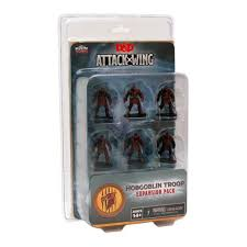 Attack Wing: Dungeons and Dragons Wave One - Hobgoblin Troop Expansion Pack
