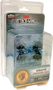 Attack Wing: Dungeons and Dragons Wave One - Wraith Expansion Pack