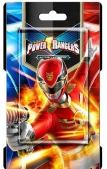 Bandai Power Rangers CCG Rise of Heroes Booster Pack