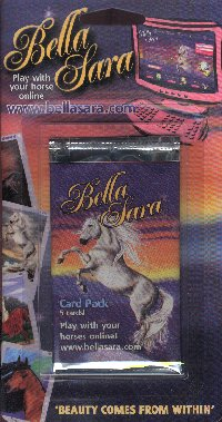 Bella Sara 1st Series 12ct Blister Packed Booster Box
