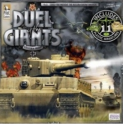 Duel of the Giants Board Game