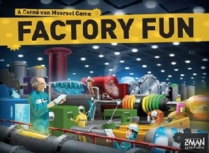 Factory Fun Board Game