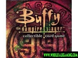Buffy Class of 99 Limited Booster Box