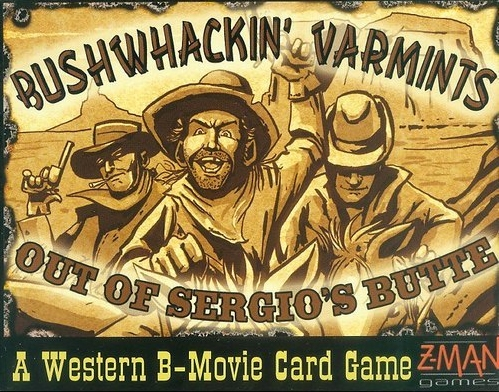 Bushwhackin' Varmints Out Of Sergio'S Butte Game
