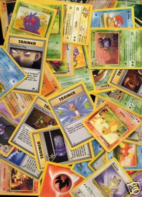 Pokemon CCG Lot of 1000 Cards