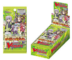 Cardfight!! Vanguard VGE-EB12 'Waltz of the Goddess' English Extra Booster Box