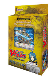 Cardfight!! Vanguard VGE-TD16 'Divine Judgment of the Bluish Flame' Trial Starter Deck