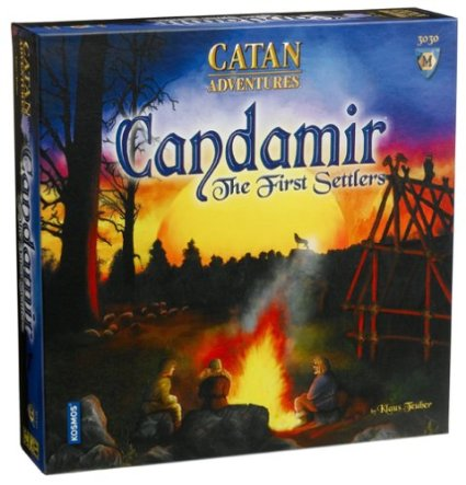 Catan: Candamir First Setters