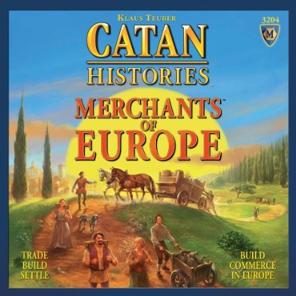 Catan: Catan Histories Merchants of Europe