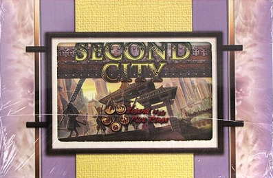 L5R Second City Booster Box