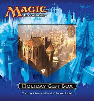 MTG 2012 Return to Ravnica Holiday Gift Box