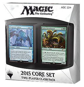 MTG 2015 Core Set Two-Player Clash Pack