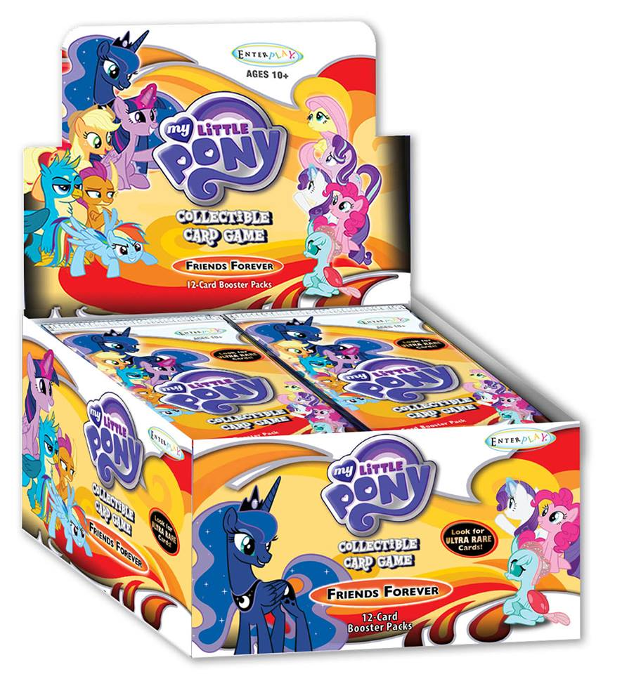 My Little Pony CCG Friends Forever 36ct Booster Box