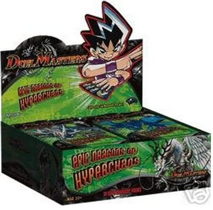 Duel Master Epic Dragons of Hyperchaos Booster Box