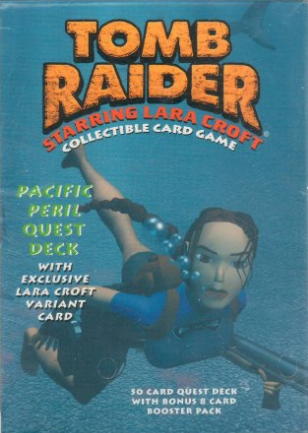 Tomb Raider Pacific Peril Quest Deck