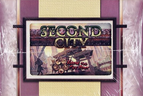 L5R Second City Starter Box