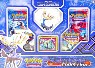 Pokemon XY Xerneas Collection Box
