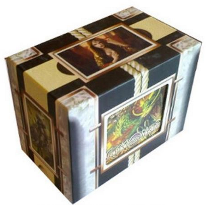 L5R Coils of Madness Booster Box