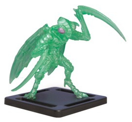 Monsterpocalypse Mega Mantacon Promo Figure