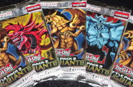 Yu-Gi-Oh! Battle Pack 2: War of the Giants Lot of 36 Packs