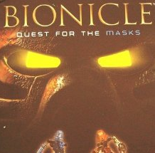 Bionicle Quest for the Masks Deck 1