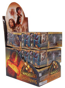 LOTR HeroClix Miniatures: The Two Towers 24ct Counter-top Display