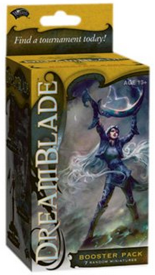 Dreamblade Collectible Miniatures Game Base Booster Pack