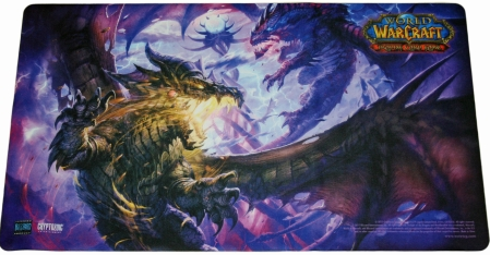World of Warcraft TCG Twilight of the Dragon Playmat