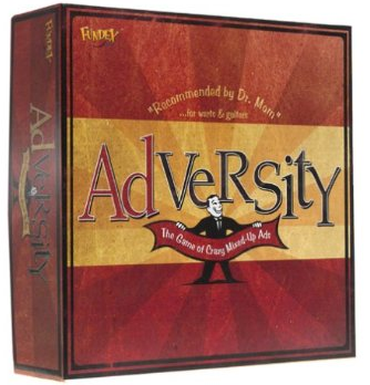 Adversity Board Game