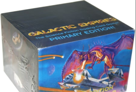 Galactic Empires Primary Edition Basic Starter Deck Box