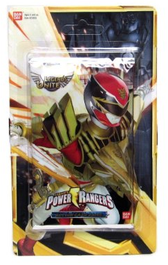 Bandai Power Rangers CCG Legends Unite Booster Box