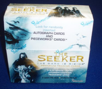 Inkworks The Seeker / Dark Is Rising Trading Cards HOBBY Box