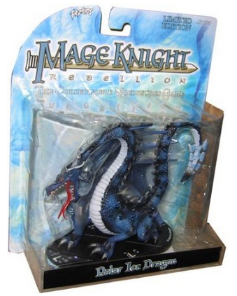 Mage Knight Polar Ice Dragon