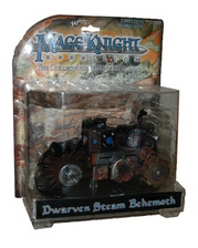 Mage Knight Dwarven Steam Behemoth