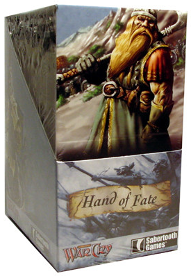 Warhammer War Cry: Hand of Fate Booster Box