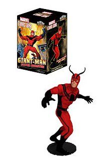 Marvel HeroClix Miniatures: Giant Man / Ant Man Exclusive Figure