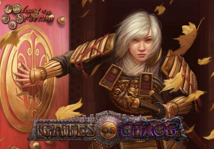 L5R Gates of Chaos 48 Count Booster Tin