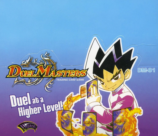 Duel Master Base Set Booster Box