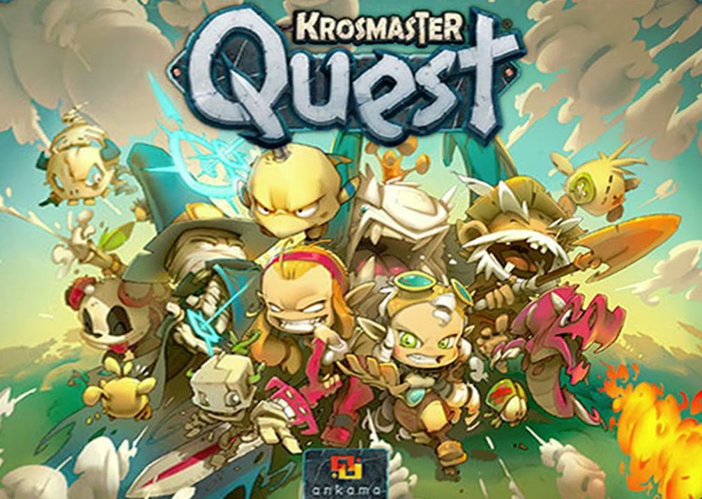 Krosmaster: Arena - Quest Core Board Game