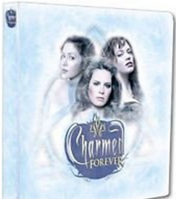 Inkworks Charmed Forever Collectible Binder