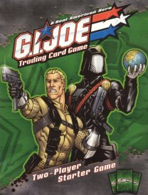 WOTC G.I. Joe Two-Player Starter Deck Box