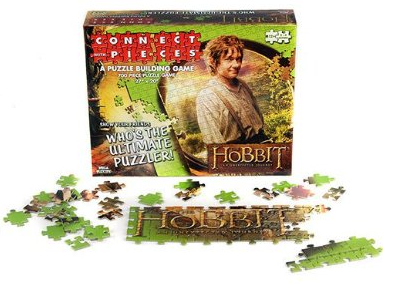 Hobbit Connect With Pieces Puzzle Game
