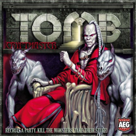 Tomb Cryptmaster Game